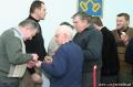 Sołtysi z gminy Ciechanowiec na spotkaniu opłatkowym ::
