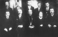 Burmistrz Ludwik Narbutt i Rada Miejska - I. 20 XXw
