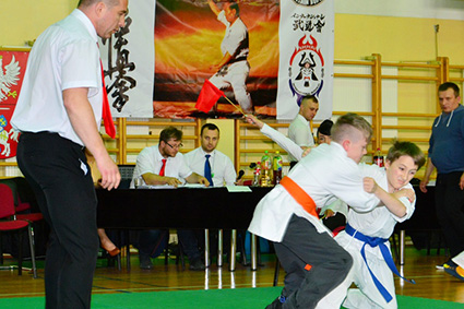 Puchar Polski International Budo Kai Kyokushin Karate